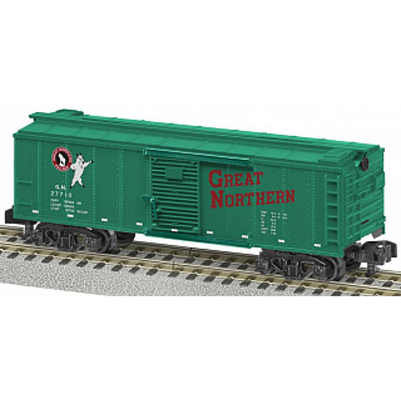 S Boxcar GN #27710