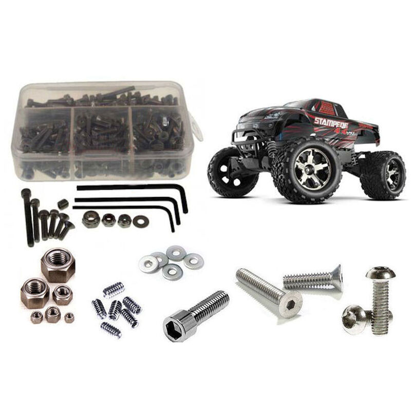 Screw Set: Stampede VXL 4x4 RTR