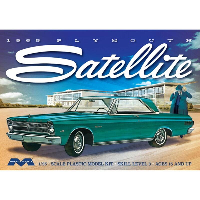 1/25 1965 Plymouth Satellite