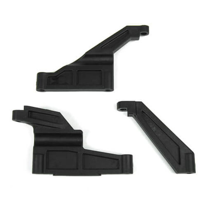 Front/Rear/Center Chassis Brace Set