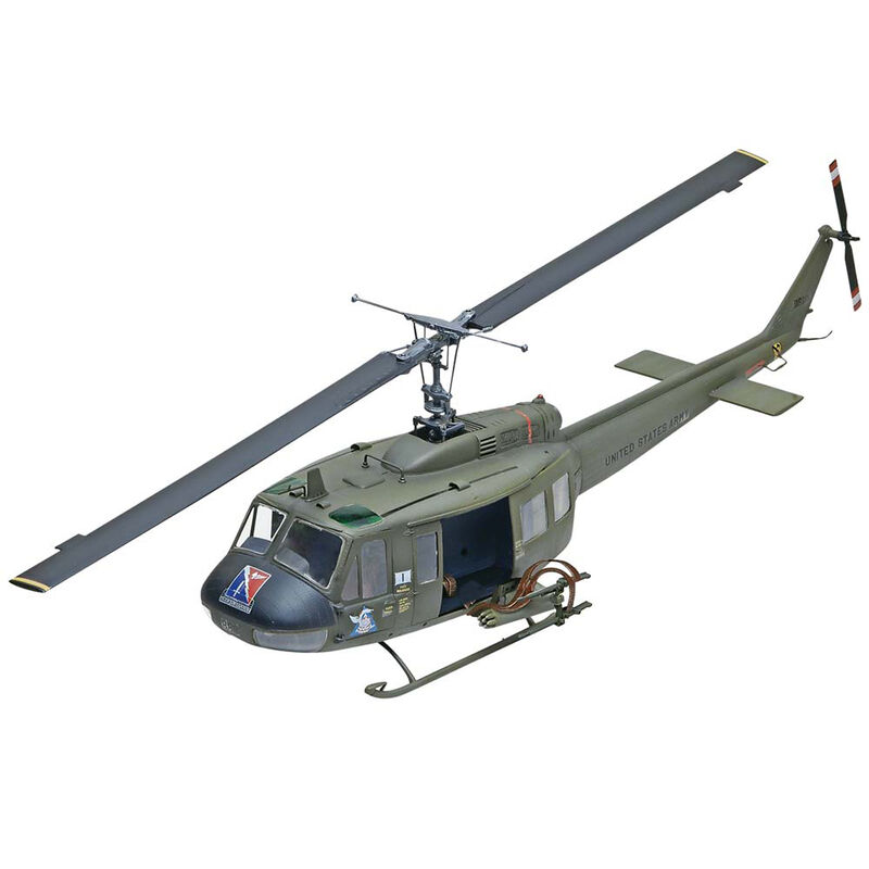 1 32 UH-1D Huey Gunship