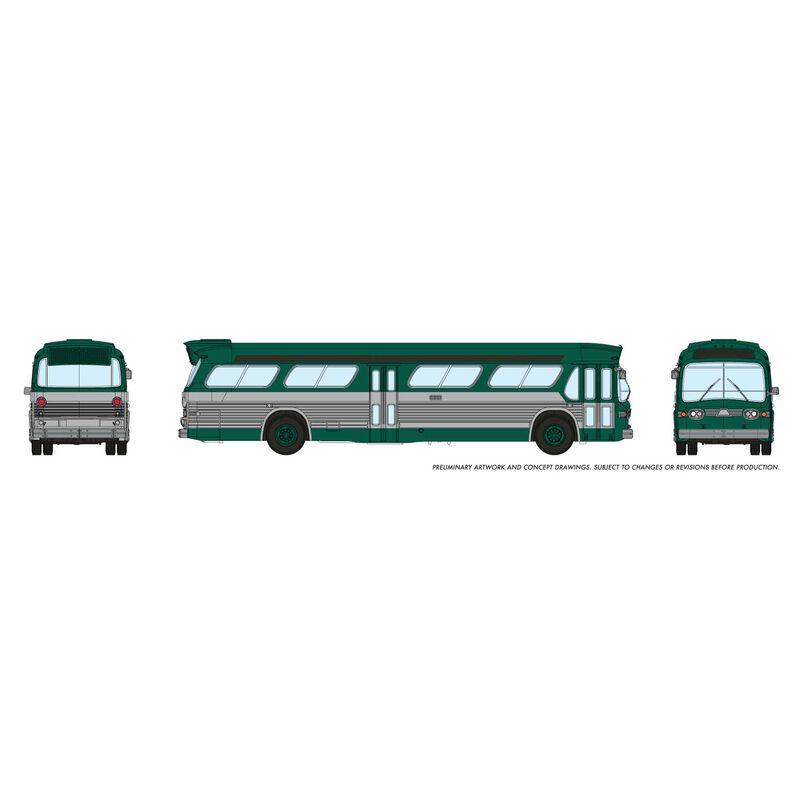 N 1/160 New Look Bus - New York (Green)