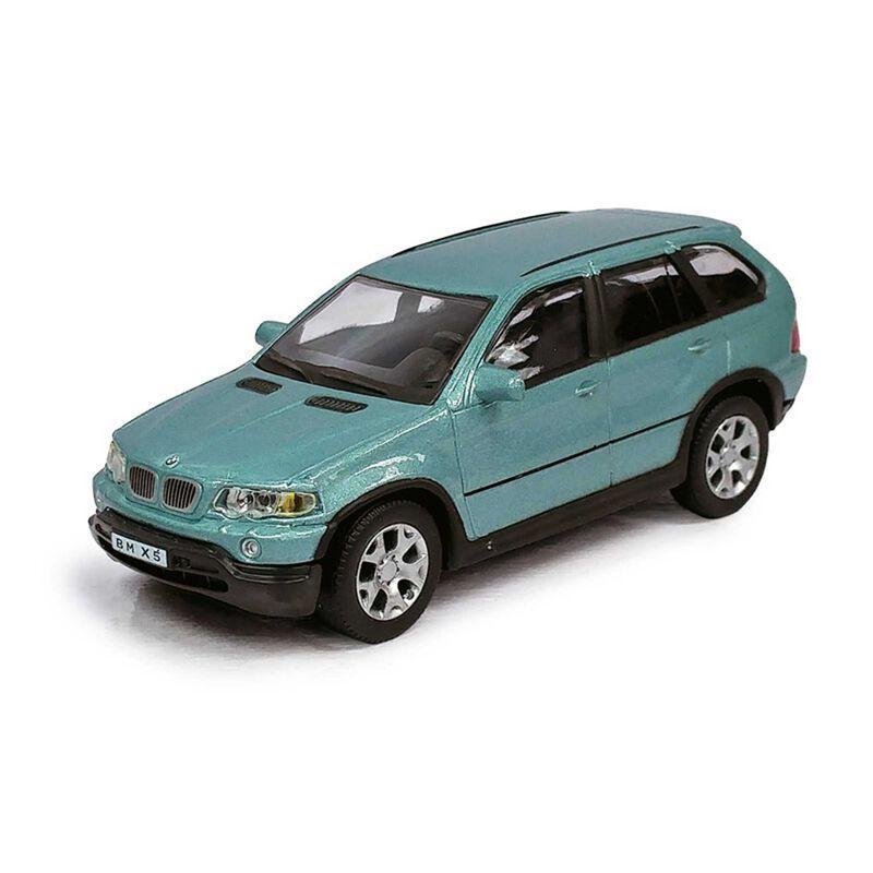 Scale 1/43 BMW X5, Blue-green Metallic