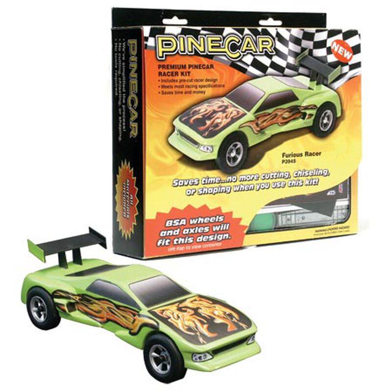 Premium Car Kit, Furious Racer