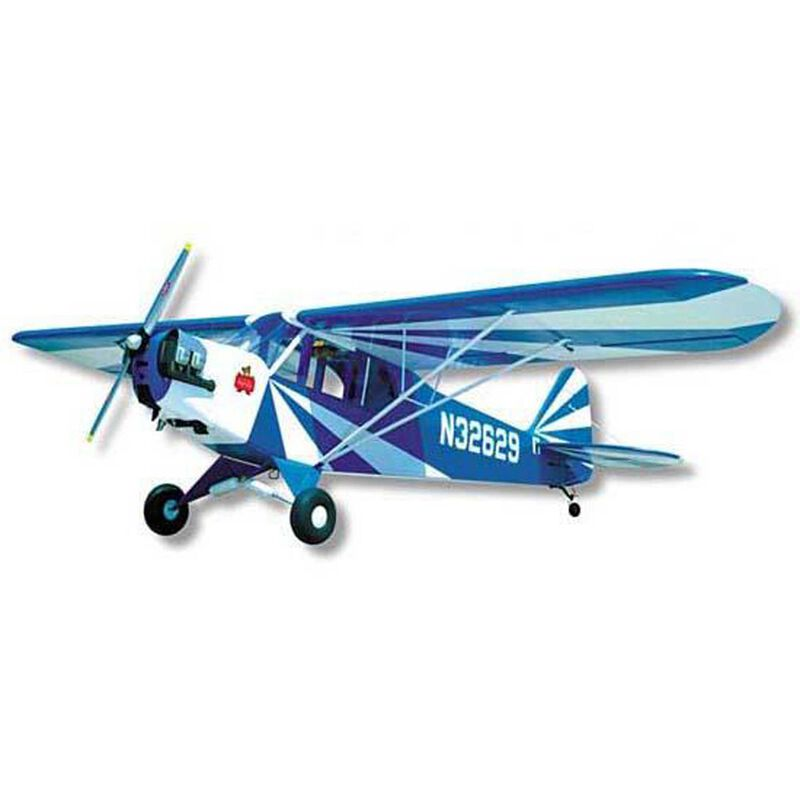CLIPPED-WING CUB Kit