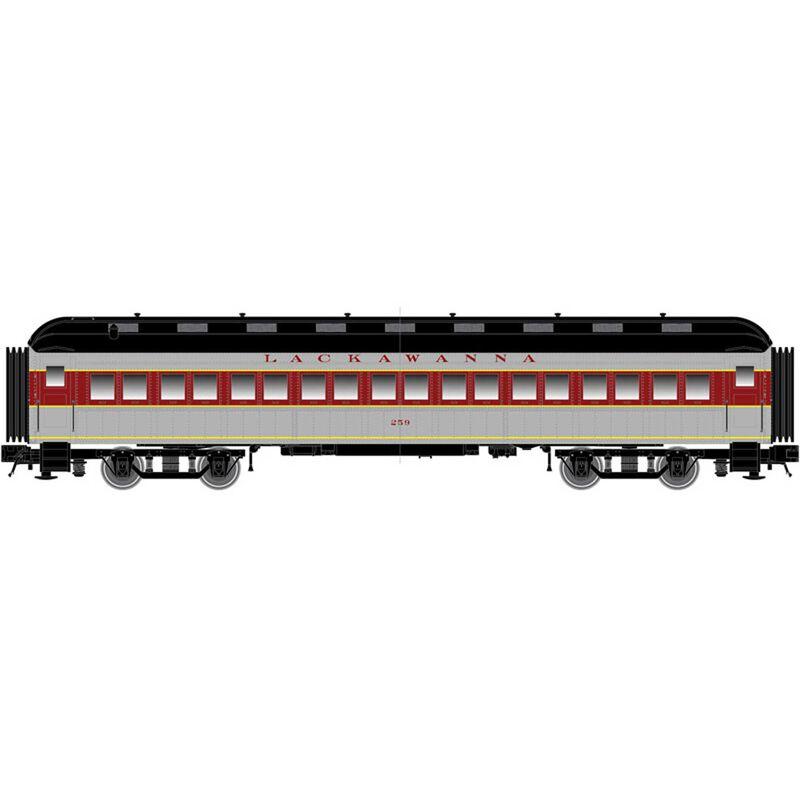 N Trainman 60' Coach EL #246