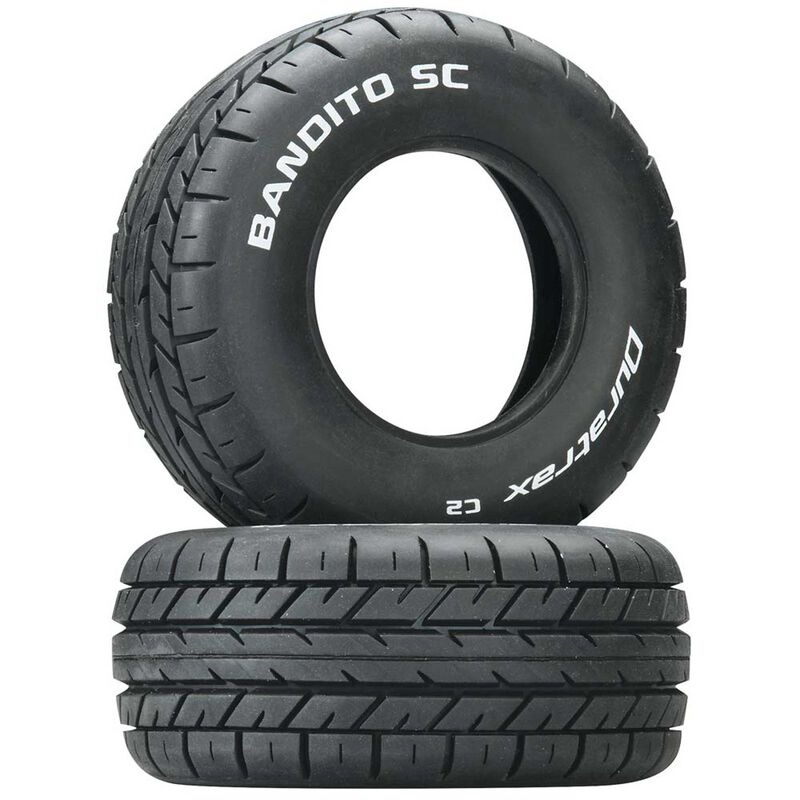 Bandito SC On-Road Tires C2 (2)