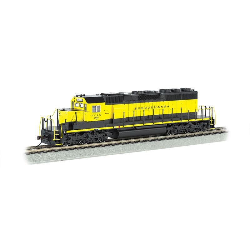 HO SD40-2 w/DCC, NYS&W #3018