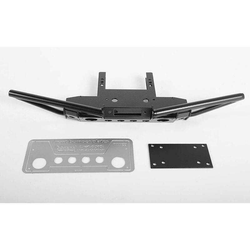 Rook Metal Front Bumper: TRX-4