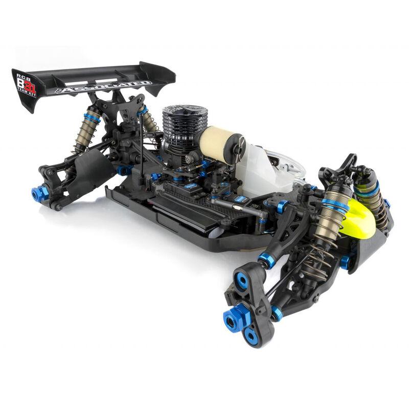 1/8 RC8B3.1 4WD Nitro Buggy Team Kit