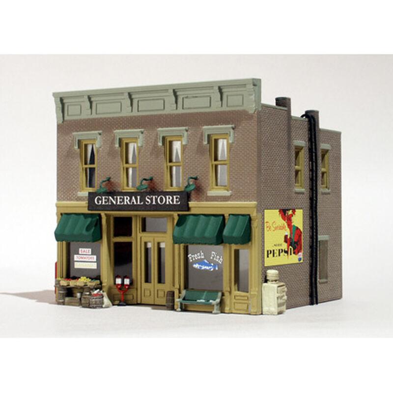 N B/U Lubener's General Store