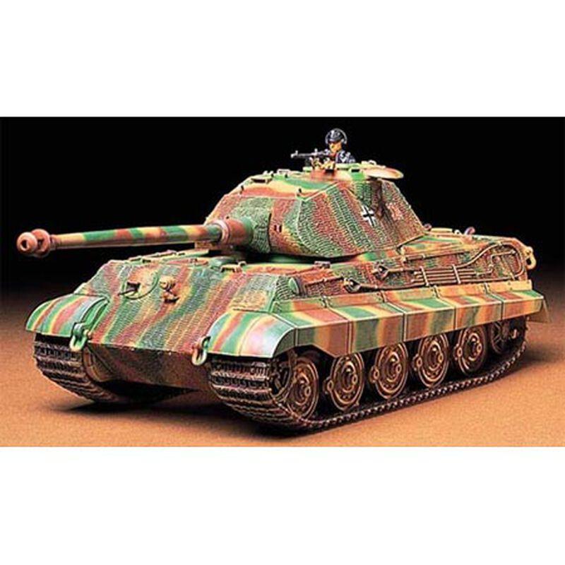 1/35 King Tiger Porsche Turret