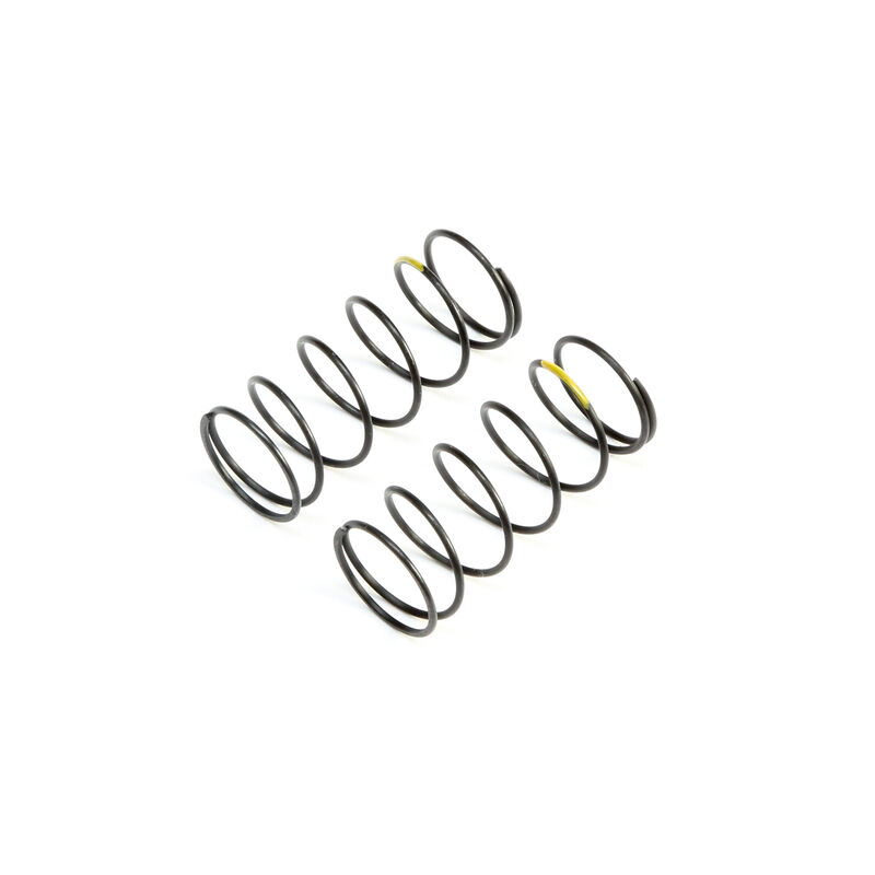 Front Springs, Yellow, Low Frequency 12mm (2)