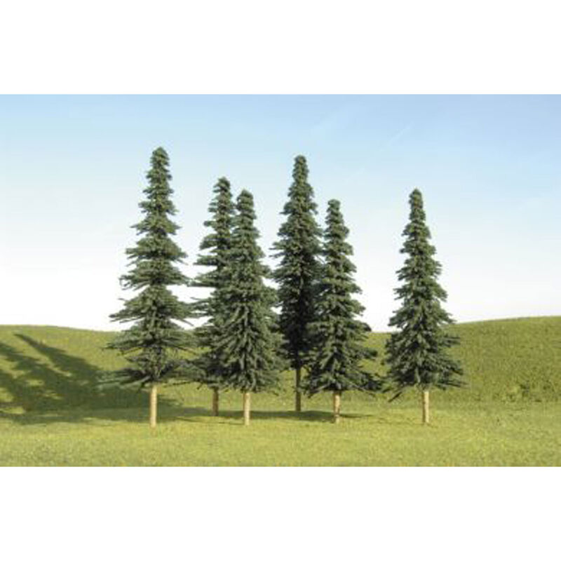 """Scenescapes Spruce Trees, 8-10"""" (3)"""