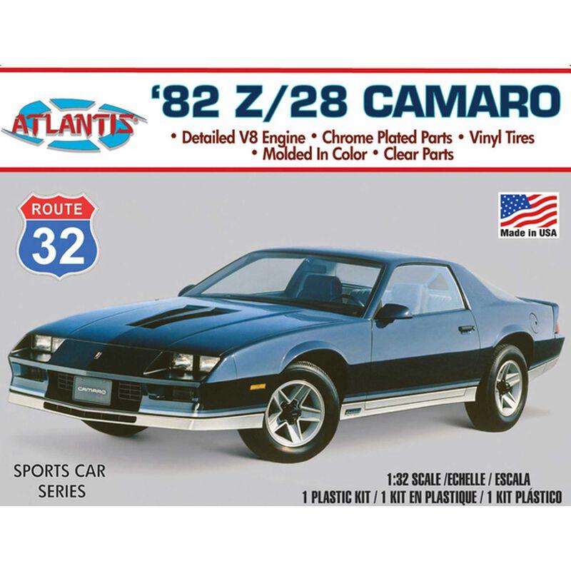1982 Chevy Camaro Route 1/32