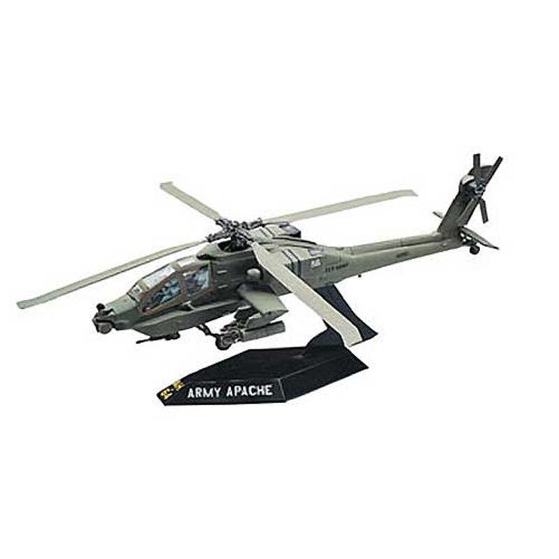 1/72 T-Squadron Snap Apache Heli