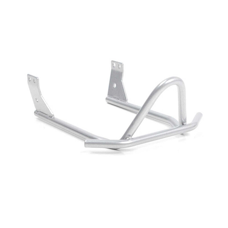 Front Bumper for Axial 1/10 Capra 1.9 Silver