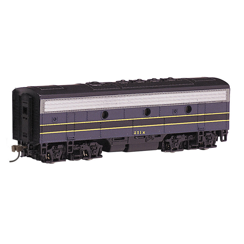 N F7B w/DCC, B&O/Blue/Gray/Black