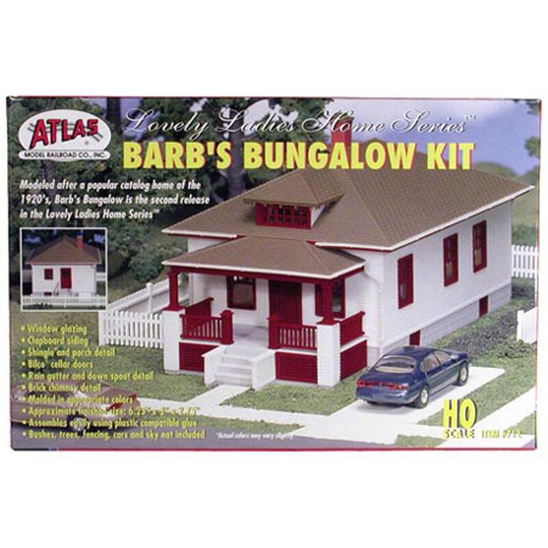 HO KIT Barb's Bungalow