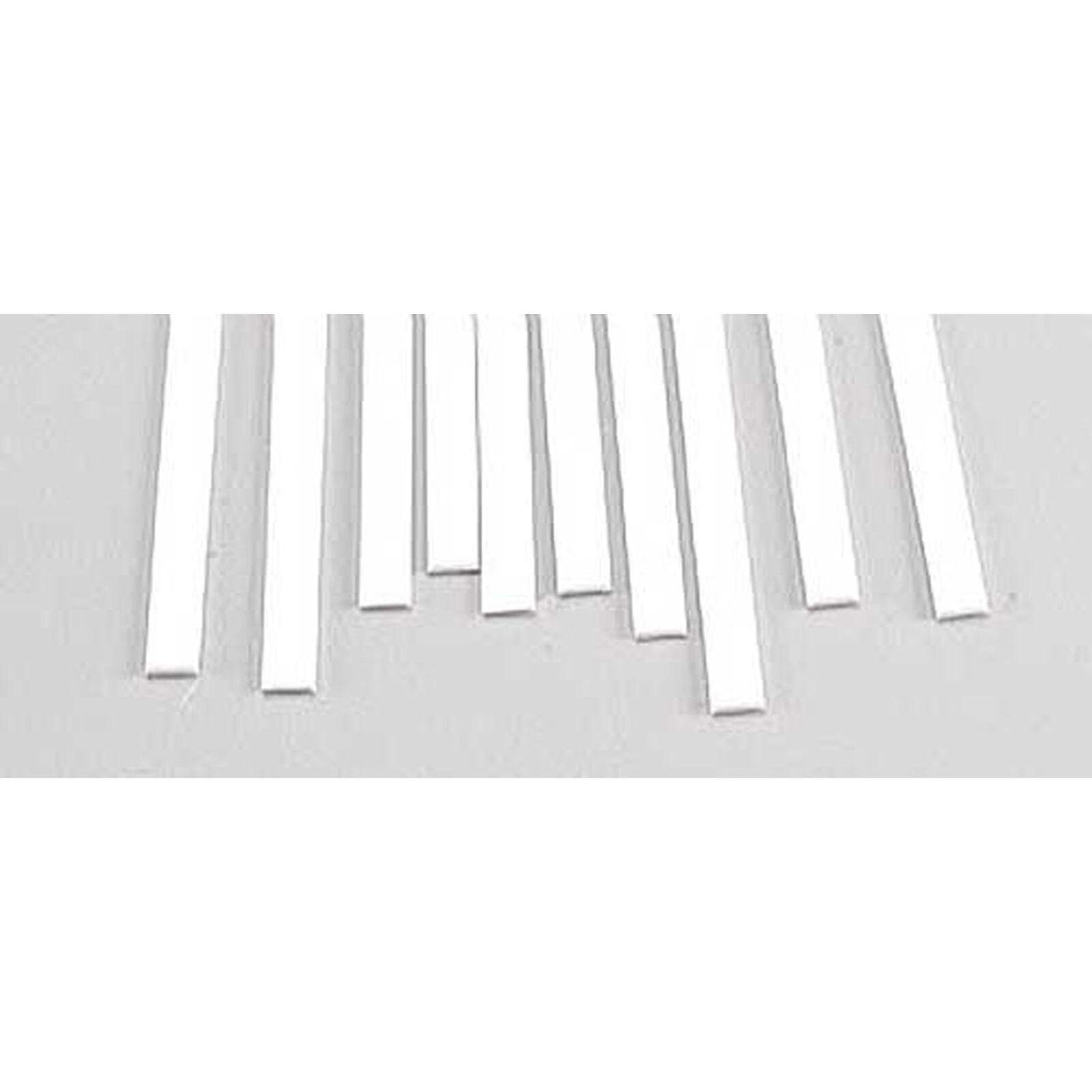 MS-419 Rect Strip,.040x.187 (10)