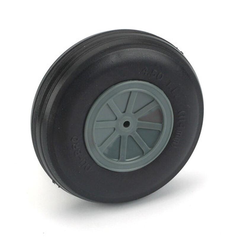 "Treaded Lite Wheel, 4-1/2"" (1)"