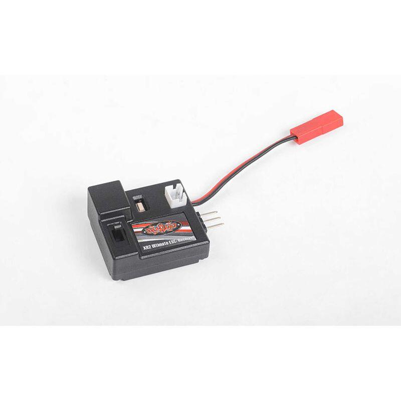 XR2 Ultimate Micro ESC Receiver