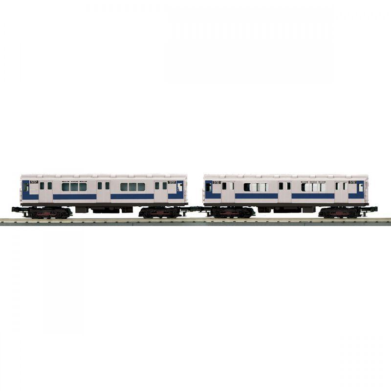 O-27 R-12 with PS3 MTA Silver Blue #5732 (2)