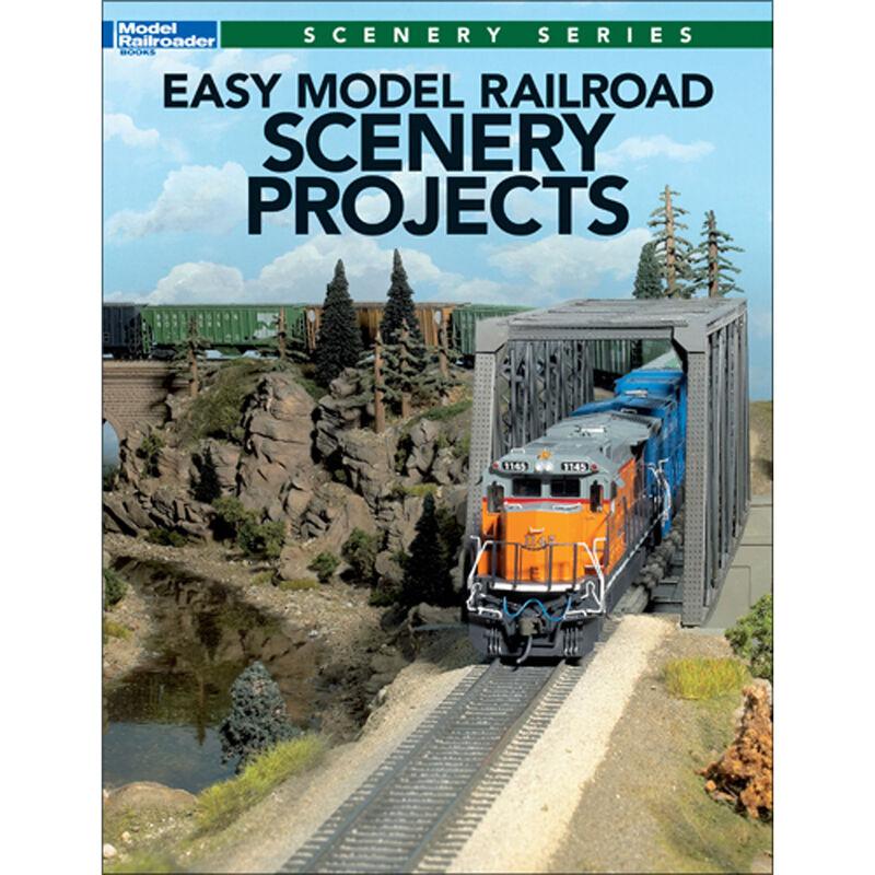 Easy Model Rail Road Scenery