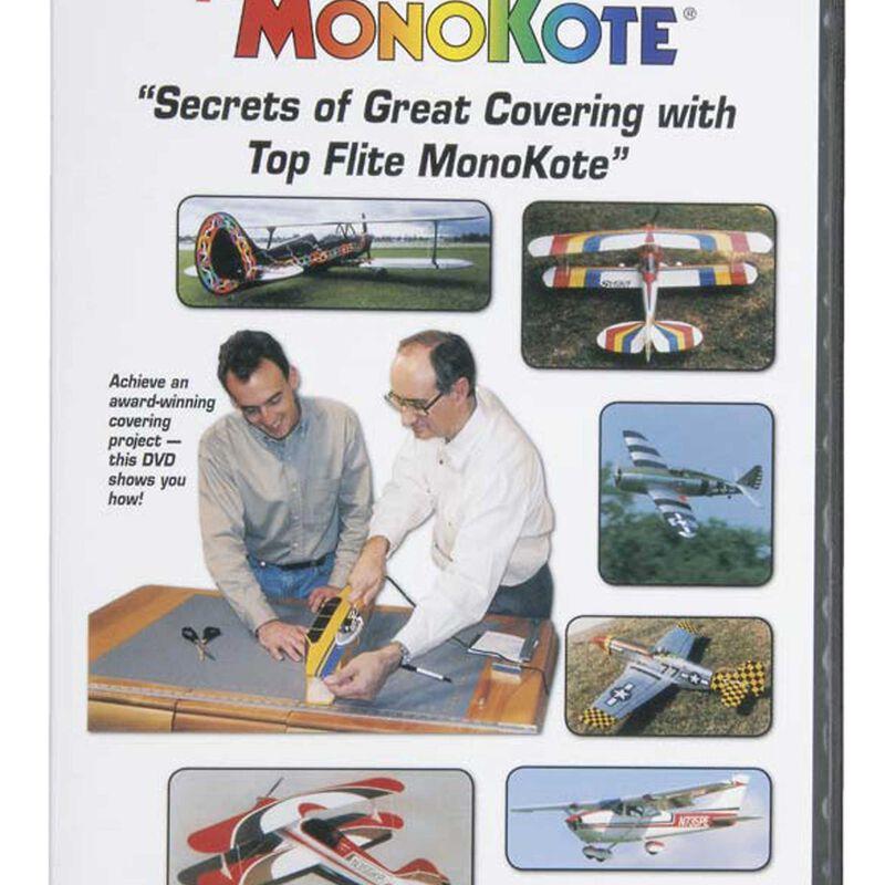 Flite MonoKote Covering Instructional DVD