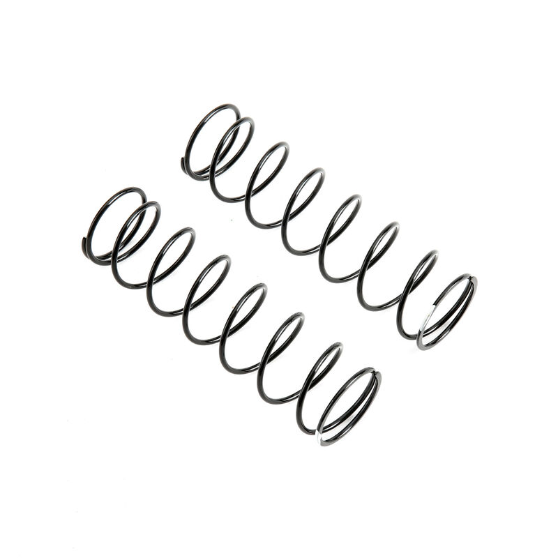 Rear Shock Spring, 6.7 lb Rate, White: 5IVE B