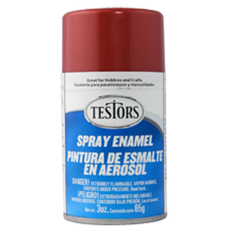Spray 3 oz Ruby Red Metal Flake