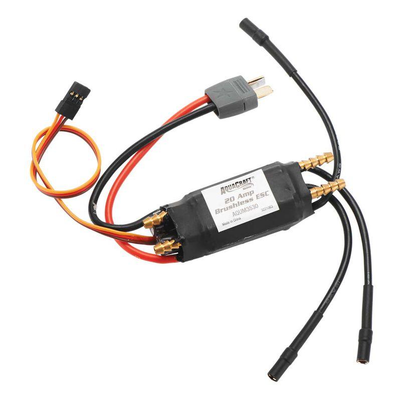 20-Amp LiPo ESC: Minimono