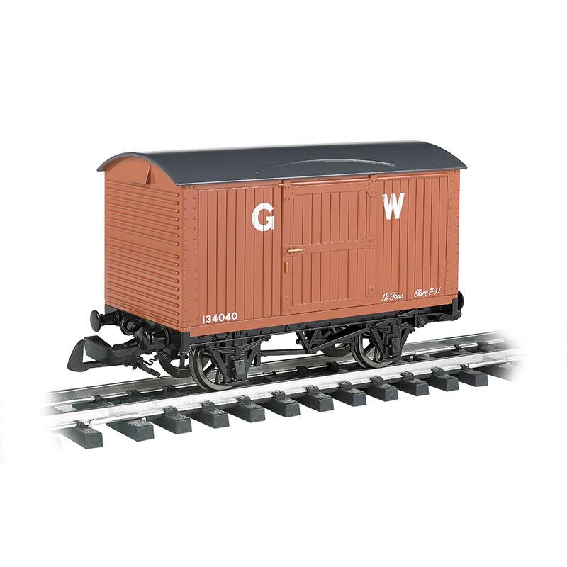 G Box Van Great Western