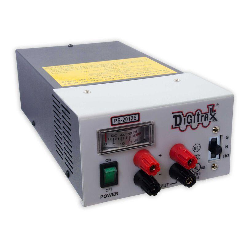 Power Supply Selectable 13.8V 16V 23V DC 20A
