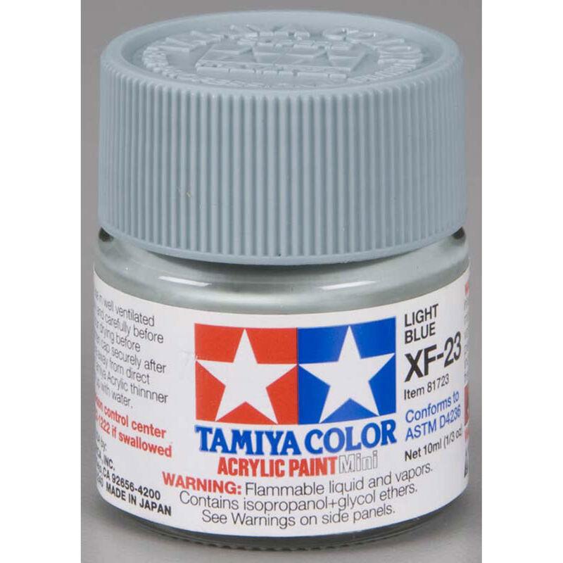 Acrylic Mini XF23, Light Blue