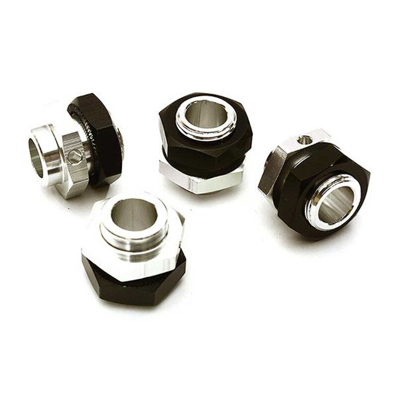 17mm Wheel Adapters: 1/8 Kraton 6S BLX