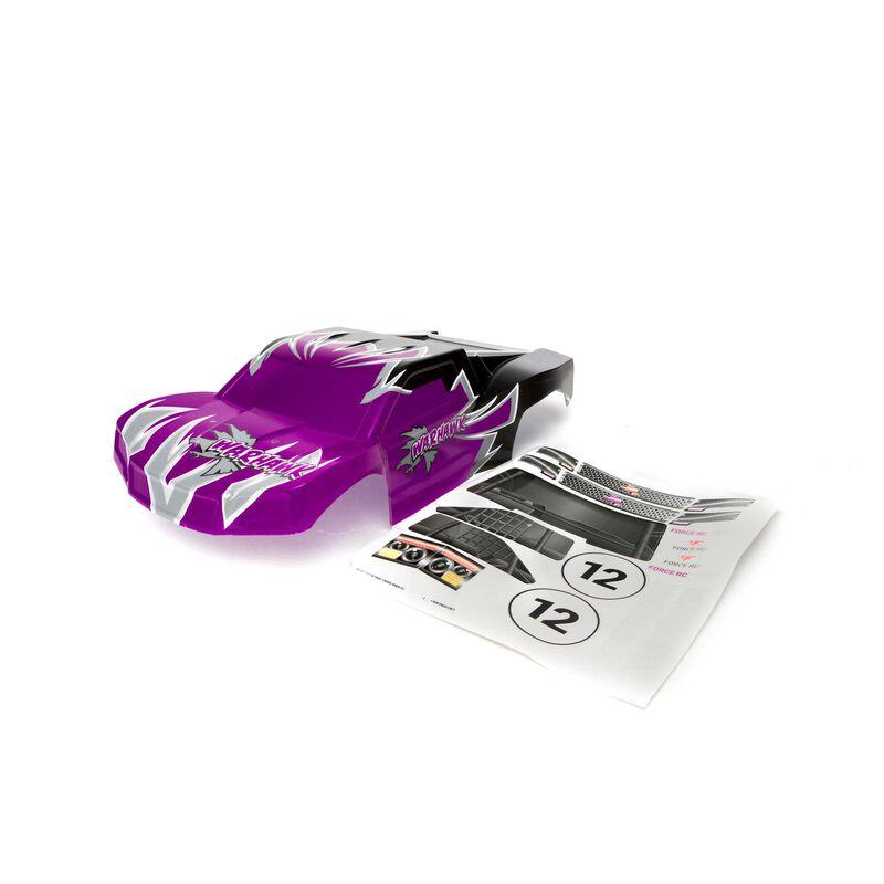1/10 Body: 1/10 Warhawk, Purple/Black