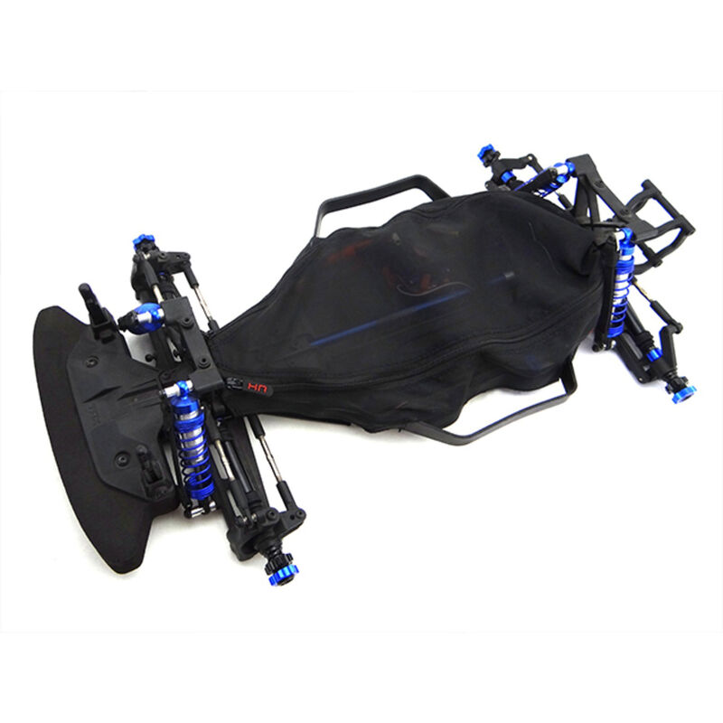 Dirt Guard Chassis Cover: Rally VXL, Slash 4x4