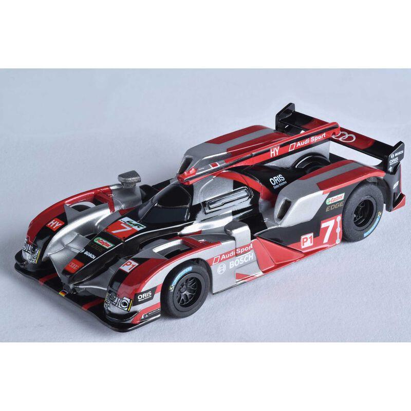 Audi R18, #7 Silver
