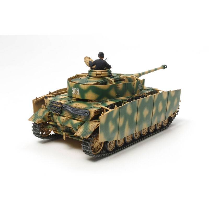 1/48 German Panzer IV Ausf. H