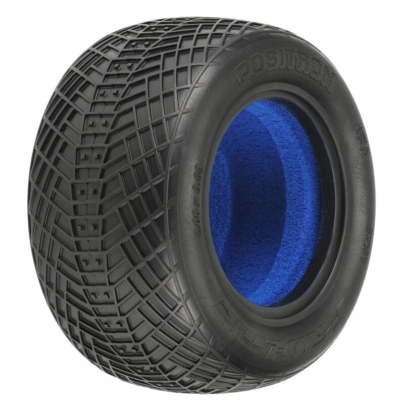 "Positron T 2.2"" MC Truck Tires (2)"