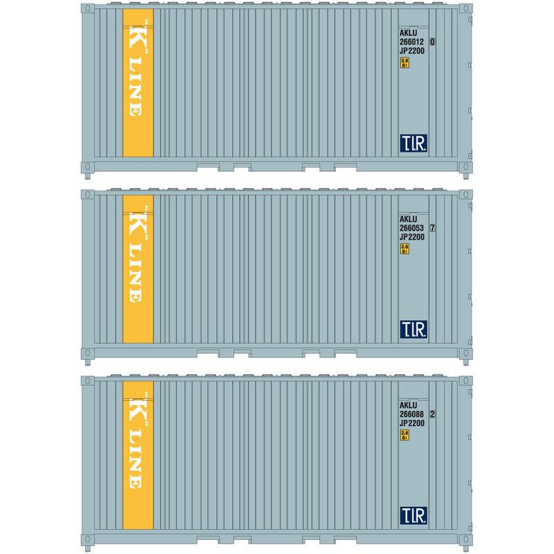 N 20' Corrugated Container KLINE (3)
