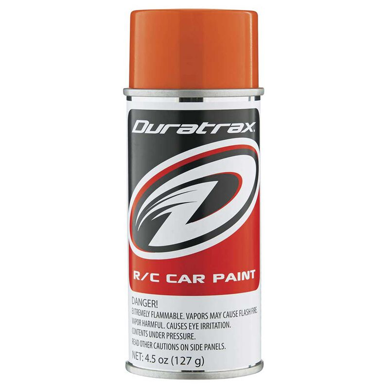 Polycarb Spray, Candy Orange, 4.5oz