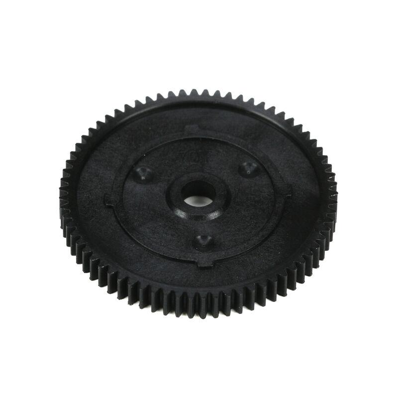 48P Kevlar® Spur Gear, 70T: 22