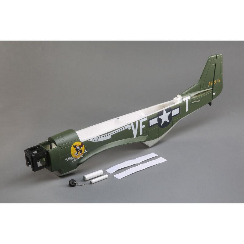 Fuselage P-51 Mustang Shangri-La EP Rx-R