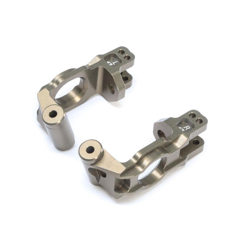 Aluminum Spindle Carrier Set 17.5: 8X