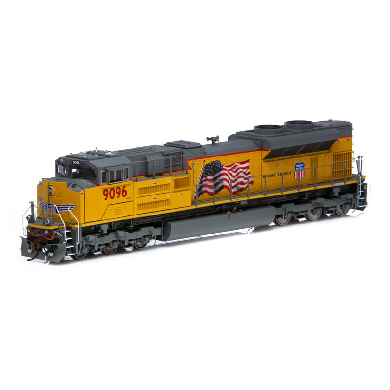HO SD70ACe (SD70AH) with DCC & Sound UP #9096
