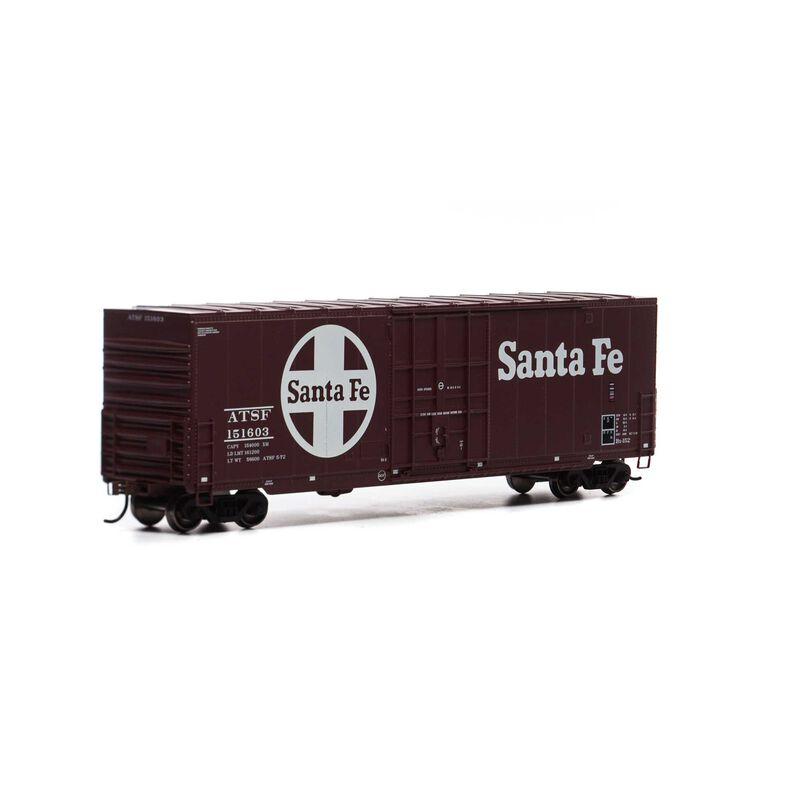 HO 50' Smooth High Cube Plug Door Box, SF #151603