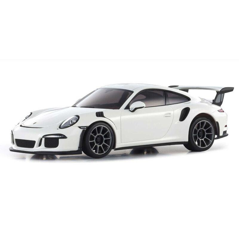 MINI-Z RWD Porsche 911 GT3 2WD RTR, White