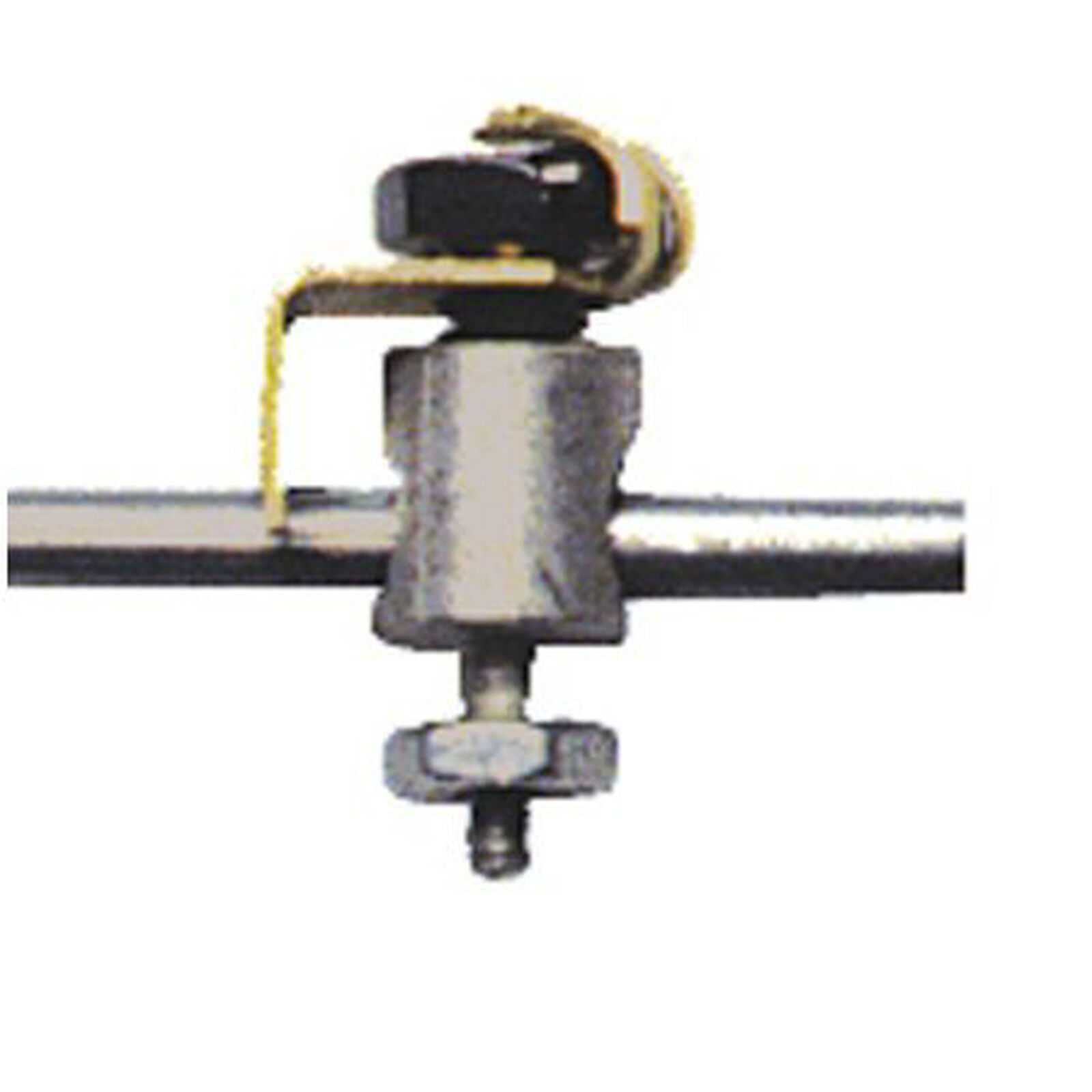 Steel Pushrod Connector H.D.